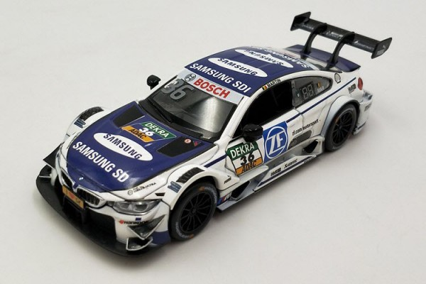 BMW M4 DTM No.36 1:32 Uni-Fortune