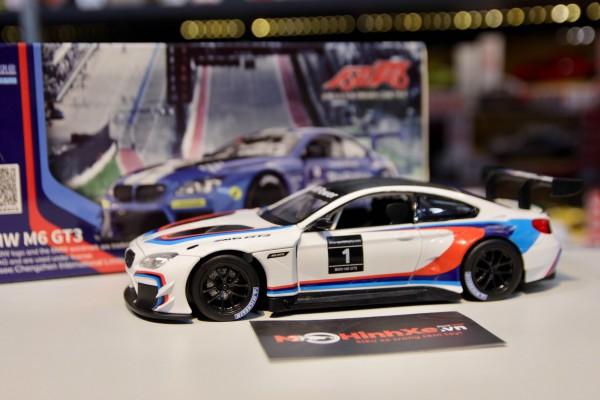 BMW M6 GT3 No.1 1:24 MSZ