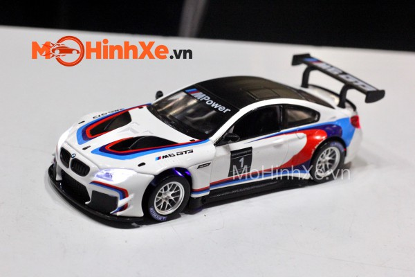 BMW M6 GT3 No.1 1:32 MSZ