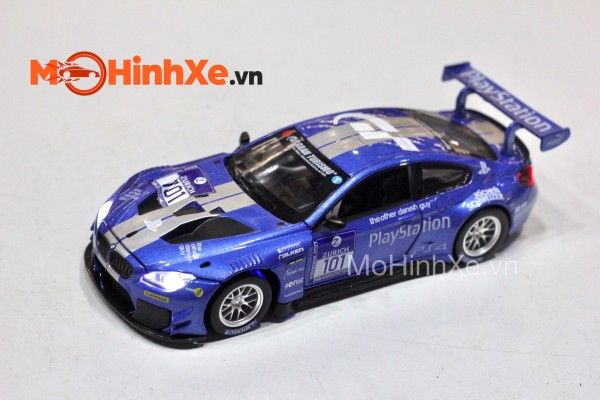 BMW M6 GT3 No.101 1:32 MSZ