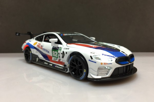 BMW M8 GTE Le Mans No.82 1:32 Uni-Fortune