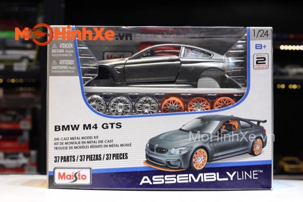 Bộ KIT Lắp ghép BMW M4 GTS 1:24 Maisto