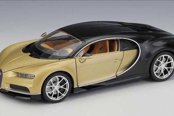 Bugatti Chiron 1:24 Welly-FX