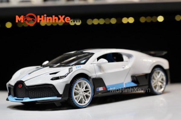 Bugatti Divo 1:24 Double Horses