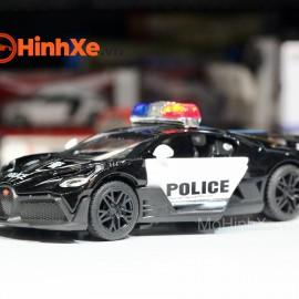 Bugatti Divo Police 1:32 TY Models