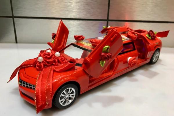 Chevrolet Camaro Limousine - Xe Hoa 1:32 Hãng Khác