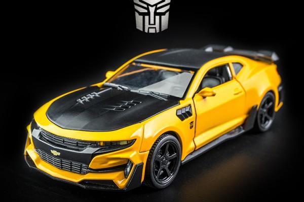 Chevrolet Camaro Transformer 5 1:32 Mini Auto