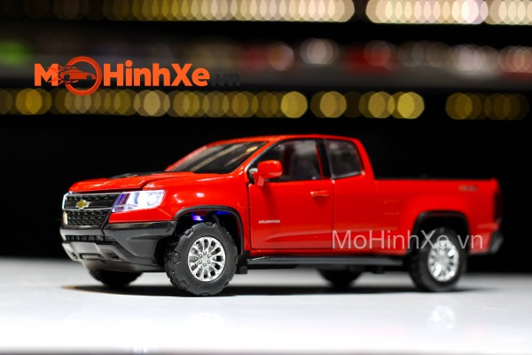 Chevrolet Colorado ZR2 1:32 MSZ