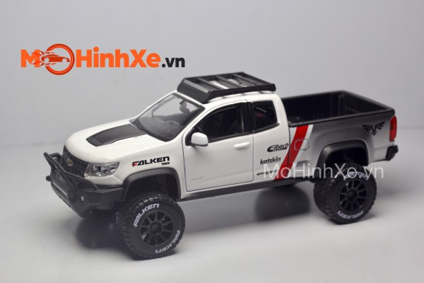 Chevrolet Colorado ZR2 2017 Off-Road 1:27 Maisto