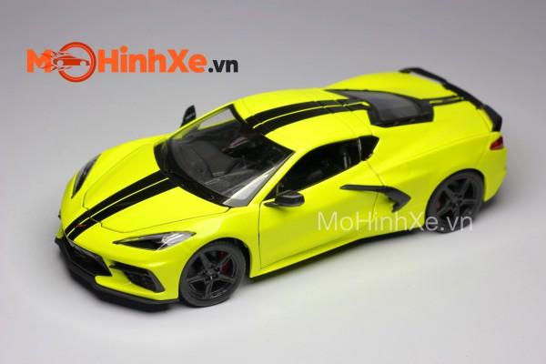 Corvette Stingray Coupe 2020 1:24 Maisto