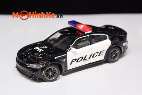 Dodge Charger SRT Police 1:32 Jackiekim