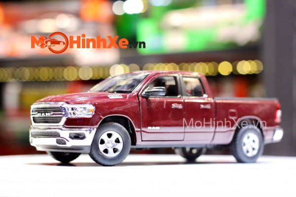 Dodge Ram 1500 2019 1:27 Welly