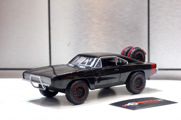 Dom's Dodge Charger R/T Off-Road 1:24 Jada