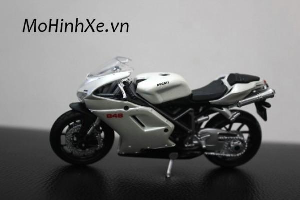 Ducati 848 1:18 Maisto