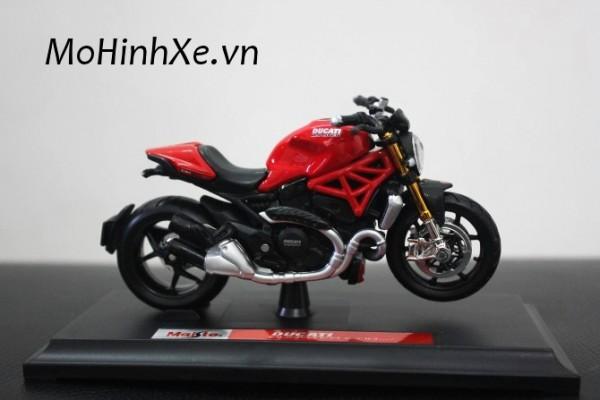 Ducati Monster 1200 1:18 Maisto