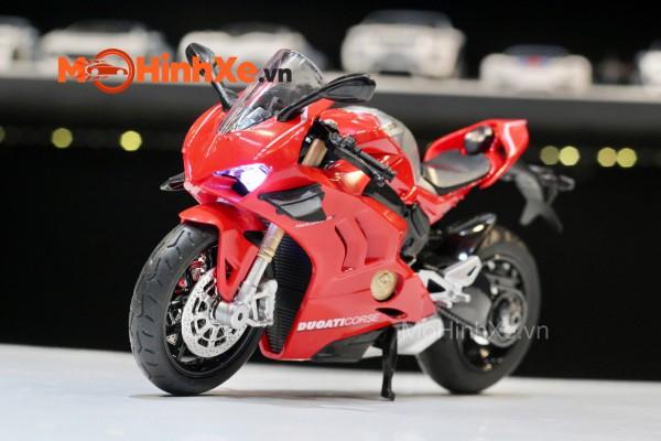 Ducati Panigale V4 S 1:12 HuaYi Model