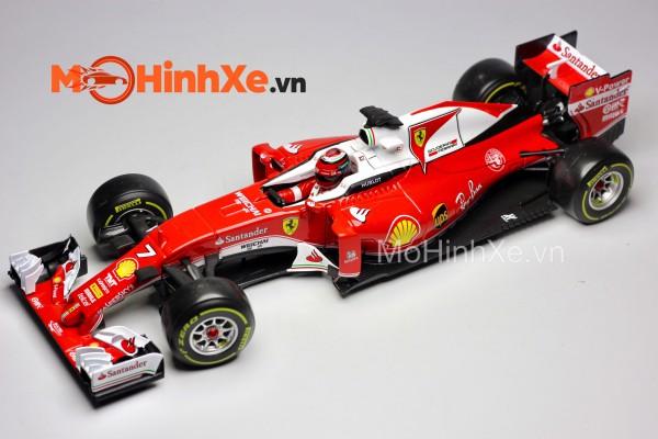 F1 Ferrari SF16-H K. Raikkonen 1:18 Bburago