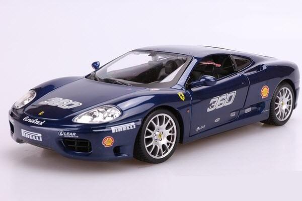 Ferrari 360 Challenge 1:24 Bburago
