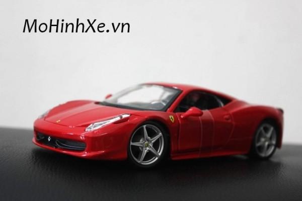 Ferrari 458 Italia 1:24 Bburago