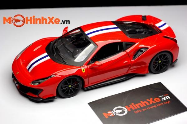 Ferrari 488 Pista 1:24 Bburago