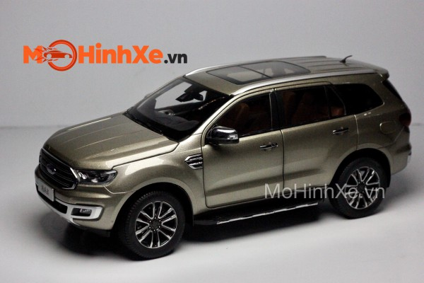 Ford Everest 2020 1:18 Paudi