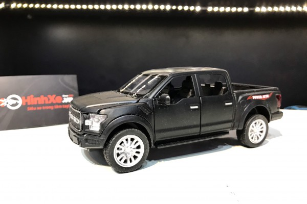 Ford F-150 Raptor 2017 4 cửa 1:32 TY Models