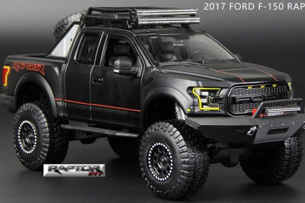 Ford F-150 Raptor 2017 Off-Road 1:24 Maisto