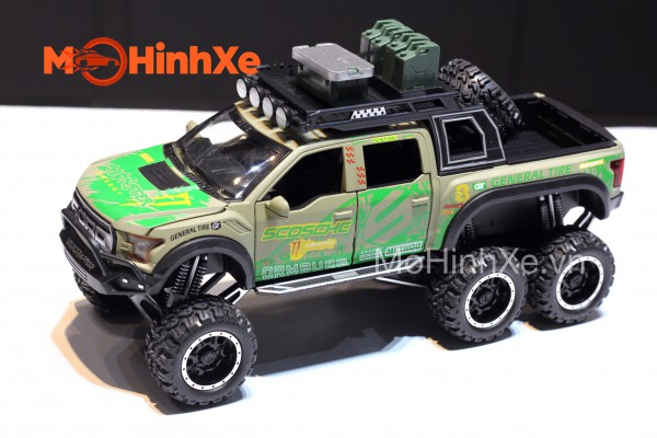 Ford F-150 VelociRaptor 6x6 Off-Road 1:28 Newao