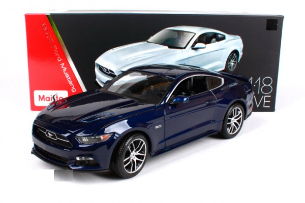 Ford Mustang GT 2015 1:18 Maisto Exclusive
