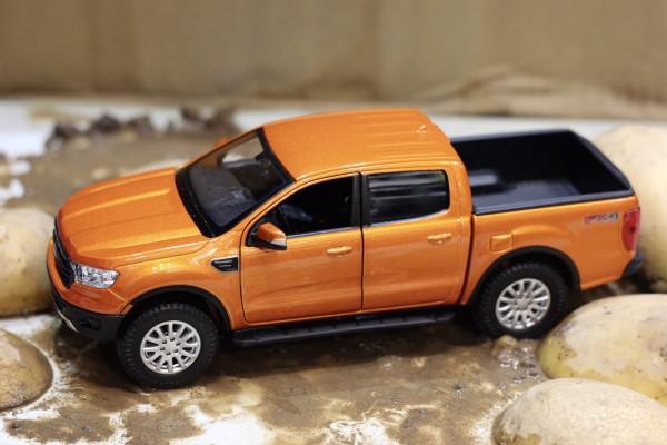 Ford Ranger 2019 1:27 Maisto