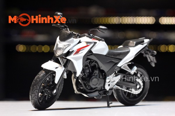Honda CB500F 1:18 Welly
