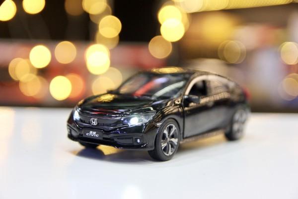 Honda Civic 2019 1:32 Jackiekim