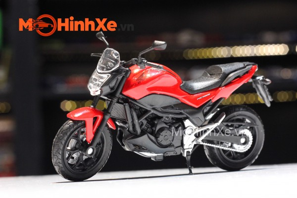 Honda NC750F 2018 1:18 Welly