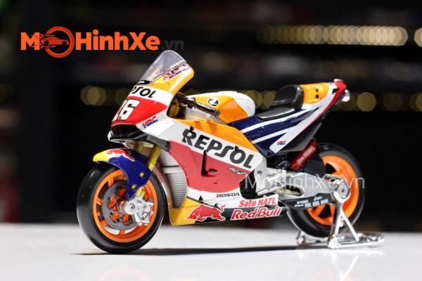 Honda RCV213 GP18 No.26 Dani Pedrosa 1:18 Maisto