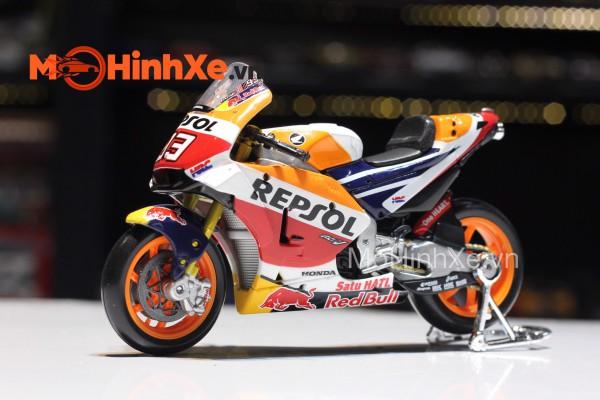 Honda RCV213 GP18 No.93 M. Marquez 1:18 Maisto