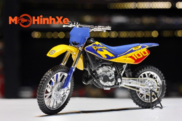 Husqvarna CR125 1:18 Welly