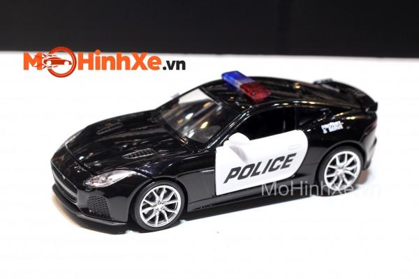 Jaguar F-Type SVR Police 1:32 Uni-Fortune