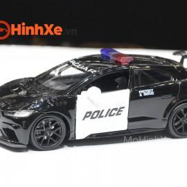 Jaguar I-PACE e-Trophy Police 1:32 Uni - Fortune