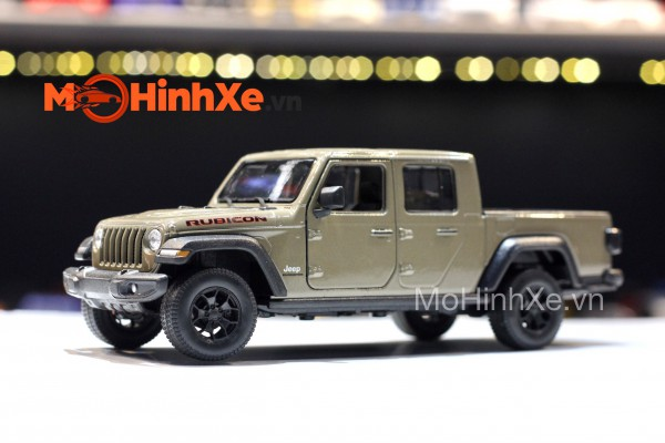 Jeep Gladiator 2020 1:27 Welly