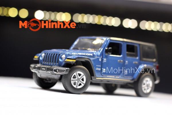 Jeep Wrangler Sahara Unlimited 1:32 Jackiekim