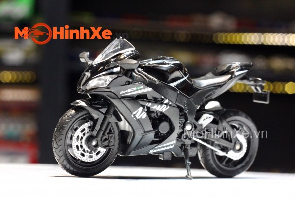 Kawasaki Ninja ZX-10RR 1:18 Welly