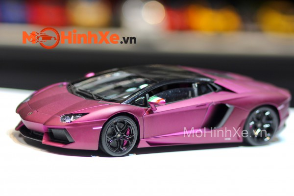 Lamborghini Aventador LP700-4 1:18 Welly-FX