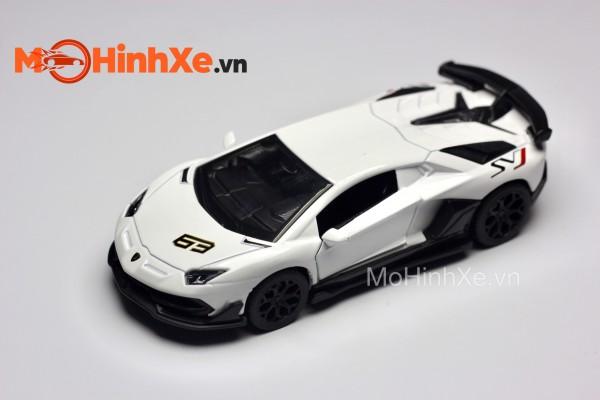 Lamborghini Aventador SVJ 1:43 MSZ
