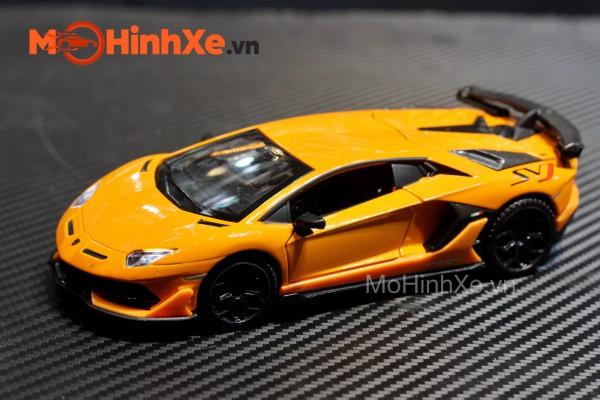 Lamborghini Aventador SVJ 63 1:32 MSZ