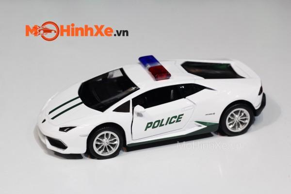 Lamborghini Huracan Police Dubai 1:36 RMZ City