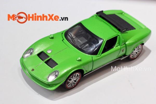 Lamborghini Miura Jota SVR 1:32 CheZhi
