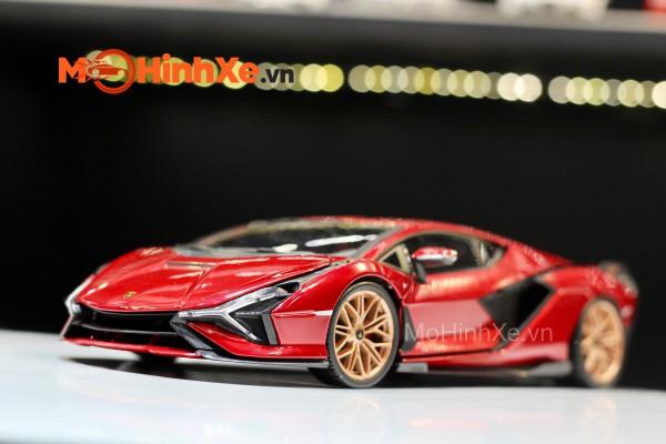 Lamborghini Sian FKP 37 1:18 Bburago