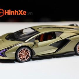 Lamborghini Sian FKP 37 1:24 CheZhi