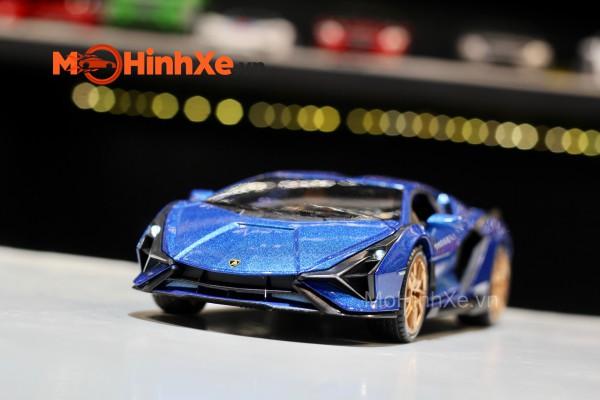 Lamborghini Sian FKP 37 1:24 Double Horses