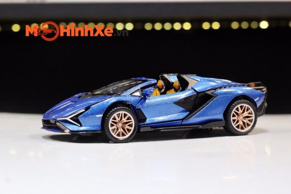 Lamborghini Sian Roadster 1:32 Double Horses
